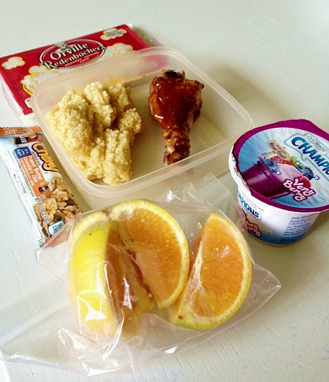 How I Plan Lunches (SAHM Version)