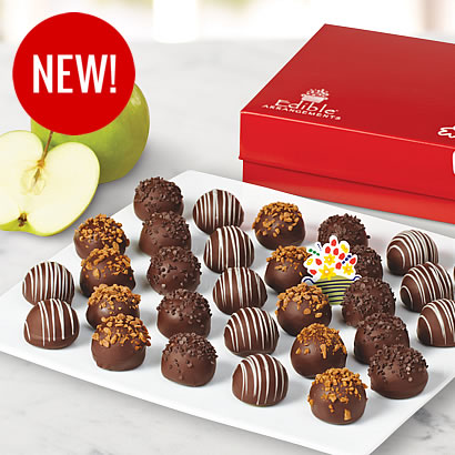 #Giveaway: Edible Arrangements Premier Apple Truffles, a $49 value