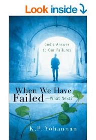 FREE eBooks: When We Have Failed- What Next? | plus over 100 more FREE