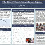 The HIV/AIDS Crisis in Haiti and Program Responses