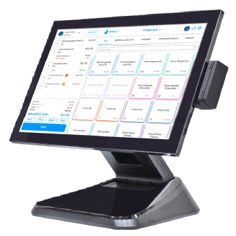 15 inches Android POS Terminal