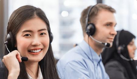 Customer Support 24/7