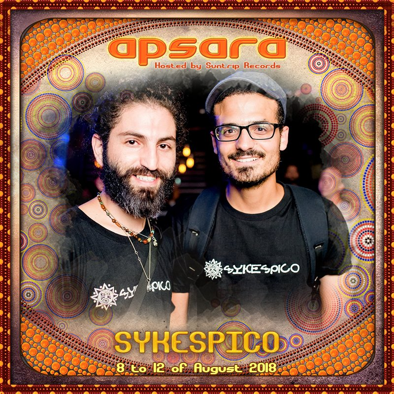Artist of the week: Sykespico !!