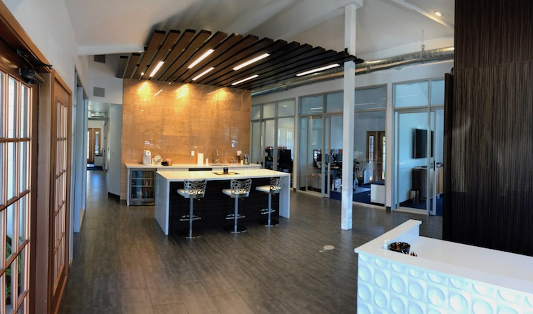Olmsted CPA Creative Office Space by APSGC General Contractor