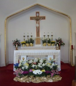 St. James Altar - St. James Altar