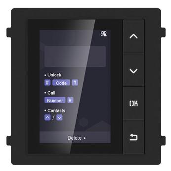 Vaizdo telefonspynės modulis Hikvision DS-KD-DIS