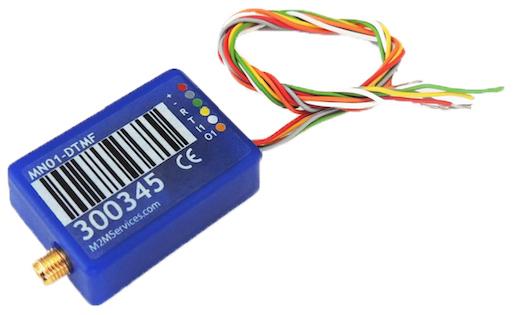 GSM komunikatorius M2M mini MN01-V3
