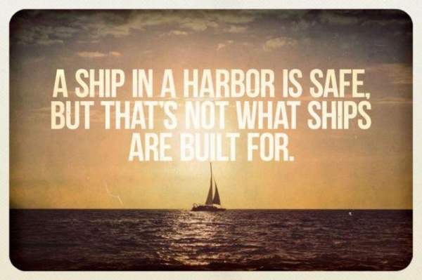 Comfort Zone Bravery Quote Wallpaper October 2014 This Is The Home Of Andrew Paul Smith Online