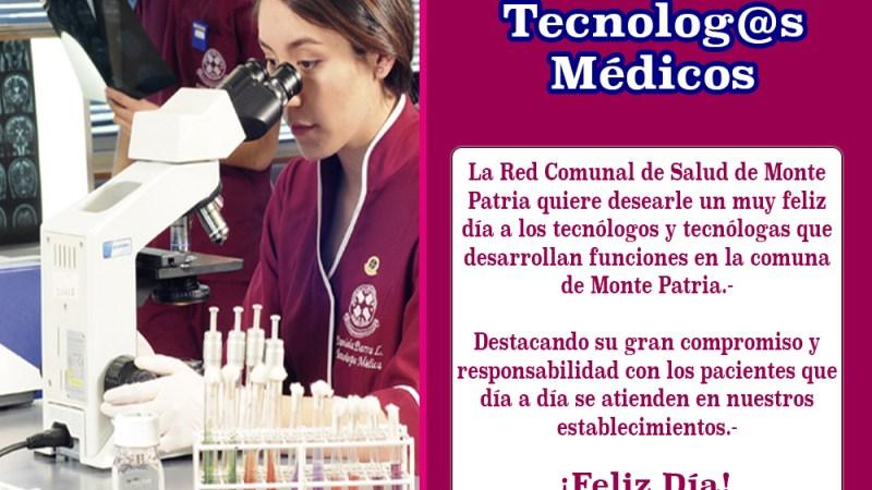 Feliz Día Tecnolog@s Médicos