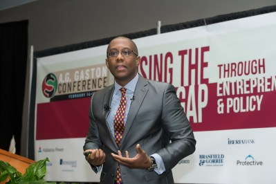 2017 keynote speaker - Raymond Ray, CEO - Smart Hustle Magazine