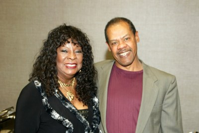 2016 Honoree Martha Reeves with Vernon Jackson