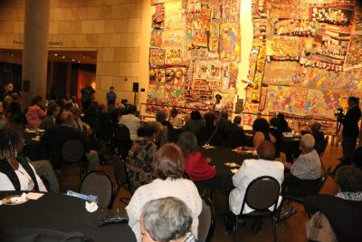 Reception of the Cincinnati Freedom Center
