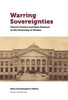 Foremost among my works, this book examines the University of Ottawa's legal history.