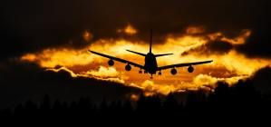 Civil aviation medicine allows pilots to fly airliners such as the Boeing 747