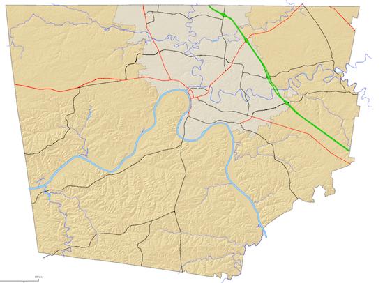 Online GIS Maps APSU GIS Center