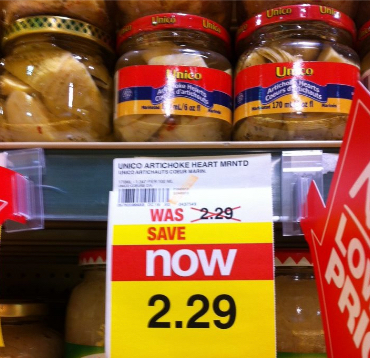 Looking closer at price tags in Ottawa can reveal that advertised deals don't always equate to saving money. (Photo: Kenneth Ingram/Apt613)