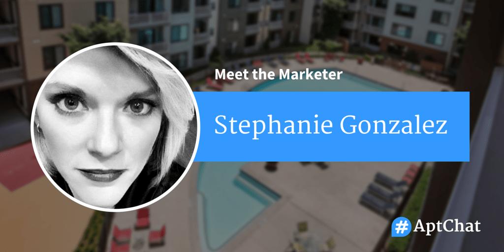 Meet The Marketer: Stephanie Gonzalez
