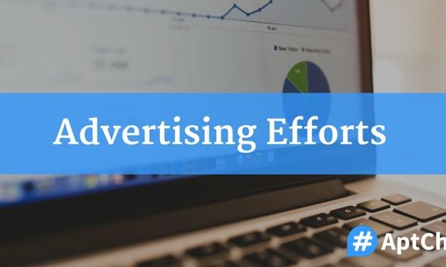 Advertising Efforts