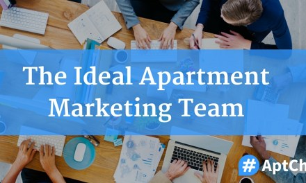 The Ideal Apartment Marketing Team