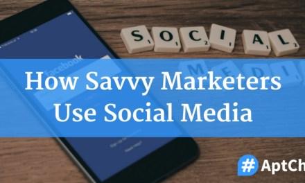 How Savvy Marketers Use Social Media