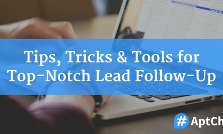 Tips, Tricks & Tools for Top-Notch Lead Follow-Up