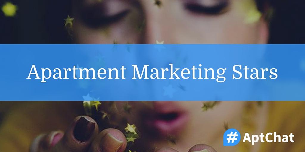 Apartment Marketing Stars
