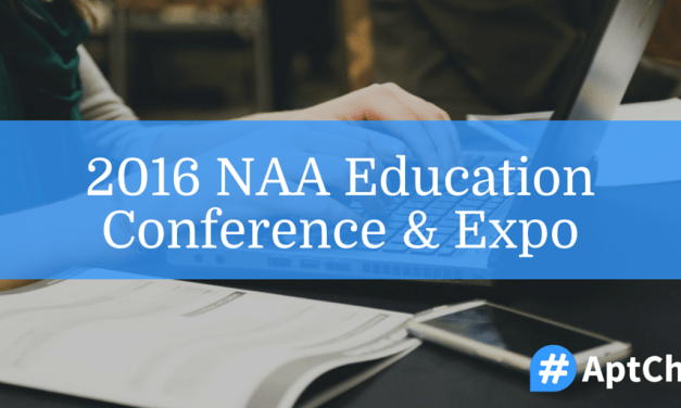 2016 NAA Education Conference & Expo