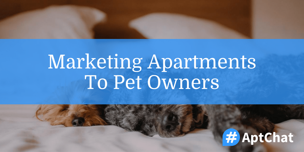 Marketing Apartments To Pet Owners