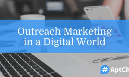 Outreach Marketing in a Digital World