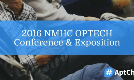 2016 NMHC OPTECH Conference & Exposition