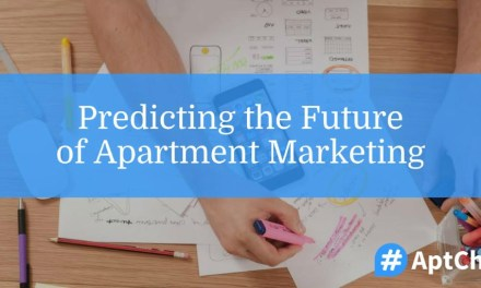 Predicting the Future of Apartment Marketing