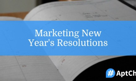Marketing New Year's Resolutions