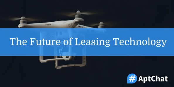 future apartment leasing technology