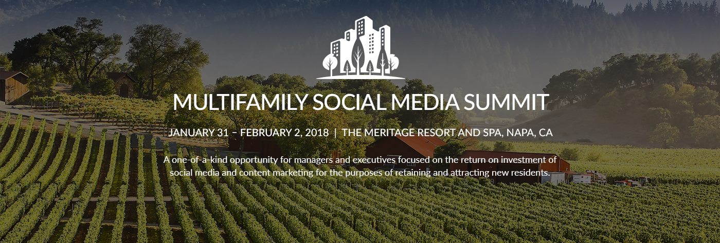 Multifamily Social Media Summit 2018