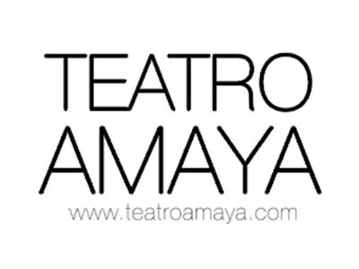 Resultado de imagen de imagenes logo teatro amaya
