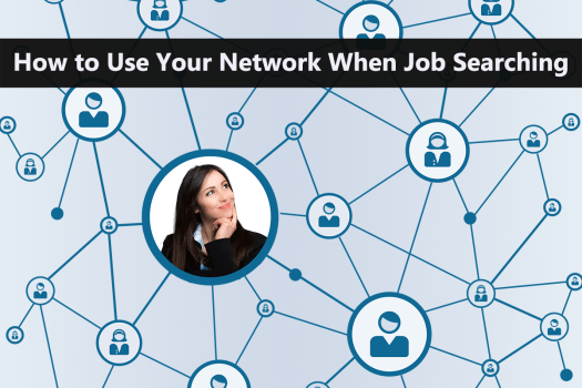 How To Use Your Network When Job Searching Aptitude Test Com