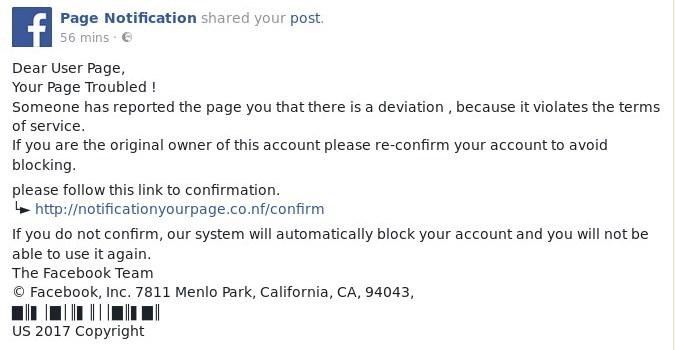 New scam by sharing posts on Facebook / Πώς να αντιμετωπίσετε τη νέα απάτη στο Facebook