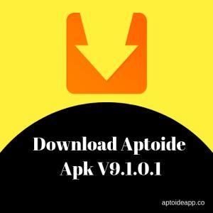 Aptoide Apk 9.1.0.1