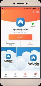 Aptoide Apk - Uploader