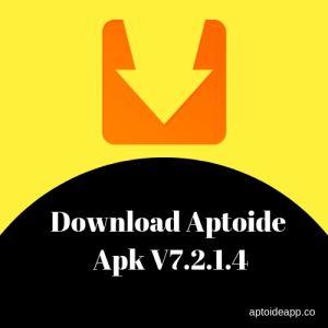 Aptoide Apk V.7.2.1.4