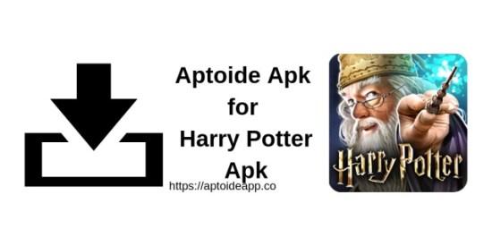 Aptoide Apk for Harry Potter Apk