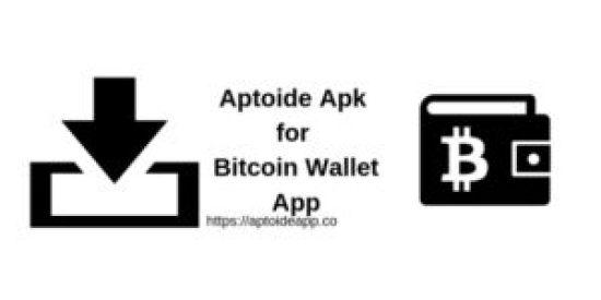 Aptoide Apk for Bitcoin Wallet App