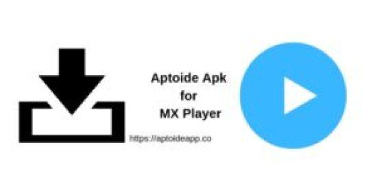 Aptoide Apk for MX Player