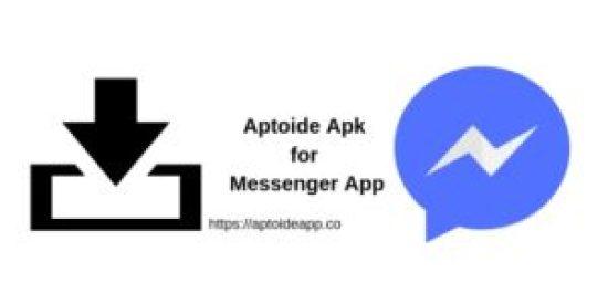 Aptoide Apk for Messenger App