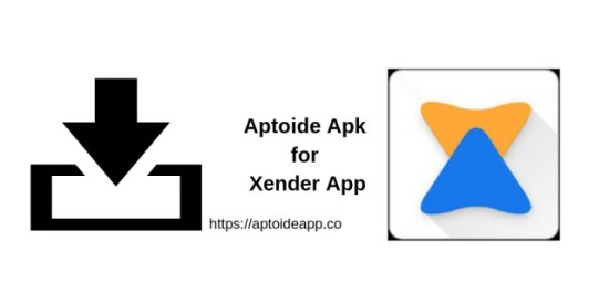 Aptoide Apk for Xender App