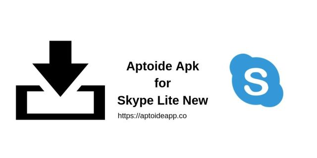 Aptoide Apk for Skype Lite V1.81.76.3