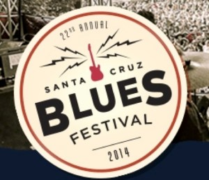 Santa Cruz Blues Festival 2014 Lineup Announced