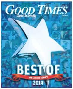 Good Times finds Best in Aptos 2014