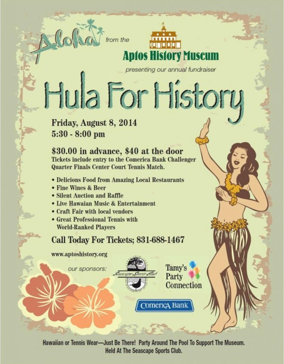 Hula for History 2014