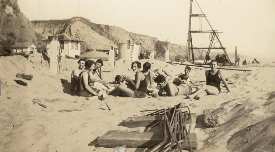 "Teens on ""China Beach"""
